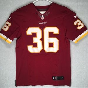 Nike Sean Taylor Redskins NFL rookie year jersey